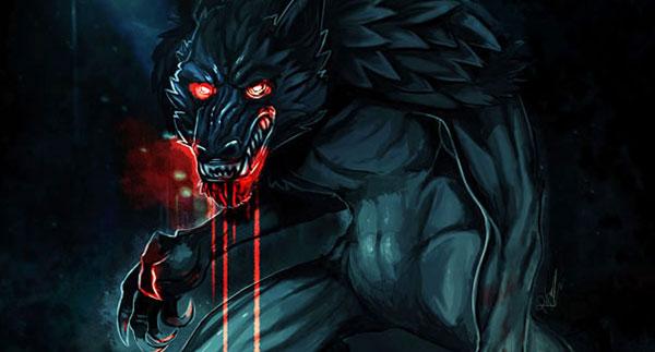 Urban Werewolf Snapshot